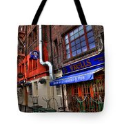 Kells Irish Restaurant And Pub - Seattle Washington Tote Bag