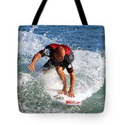Kelly Slater World Surfing Champion Copy Tote Bag