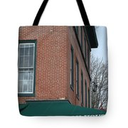 Kelly's Logan House Wilmington De Tote Bag