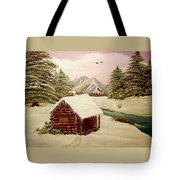 Kelly's Retreat Tote Bag
