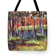 Kelly's Trees Tote Bag