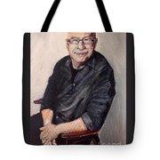 Ken Bruce Tote Bag