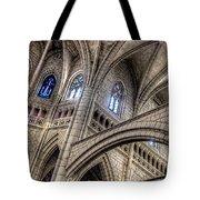 Ken Follets Cathedral No2 Tote Bag