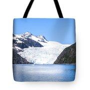 Aialik Glacier Tote Bag