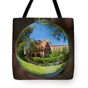 Kendal Hall Chico State University Tote Bag