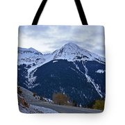 Kendall Mountain Morning Tote Bag