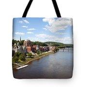 Kennebec River Tote Bag