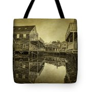 Kennebunkport Dock Square Tote Bag