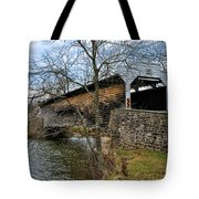 Kennedy Covered Bridge - Chester County Pa Tote Bag
