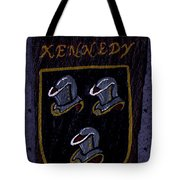 Kennedy Crest Tote Bag