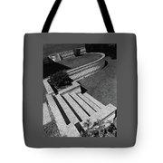 Kenneth Kassler's Garden Tote Bag