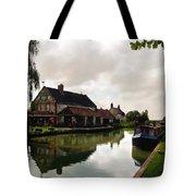Kennett Amd Avon Canal Uk Tote Bag