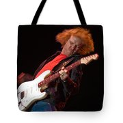 Kenny Wayne Shepherd Rocks His Stratocaster Tote Bag