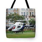Kent Air Ambulance Tote Bag