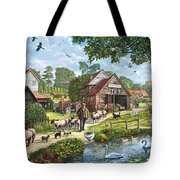 Kentish Farmer Tote Bag