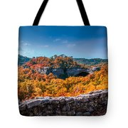 Kentucky - Natural Arch Scenic Area Tote Bag