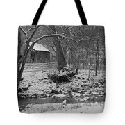 Kentucky Snow Tote Bag
