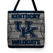 Kentucky Wildcats Tote Bag