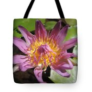 Kerala Flower Tote Bag