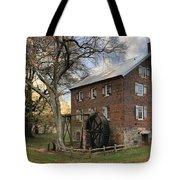 Kerr Grist Mill At Sloan Park Tote Bag