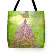 Kerry Angel  Tote Bag