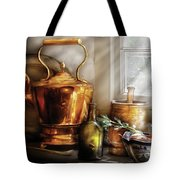 Kettle - Cherished Memories Tote Bag