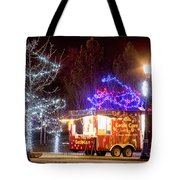 Kettle Corn Stand Tote Bag