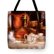 Kettle -  Have Some Tea - Chinese Tea Set Tote Bag
