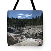 Kettle River Tote Bag