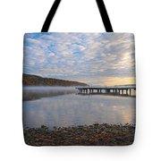 Keuka Dawn Tote Bag