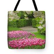 Keukenhof Gardens 35 Tote Bag