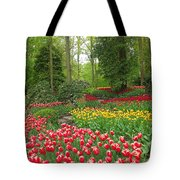 Keukenhof Gardens 53 Tote Bag