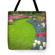 Keukenhof Gardens 54 Tote Bag