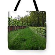 Keukenhof Gardens Panoramic 10 Tote Bag