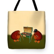 Kev And Trev Tote Bag
