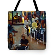Kevro's Art Bar Tote Bag