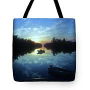 Key Biscayne Sunset 2 Tote Bag