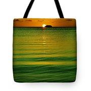 Key Largo Sundown Tote Bag