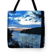 Key Peninsula Tote Bag