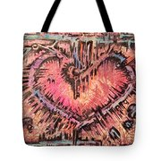 Key To Her Heart Tote Bag
