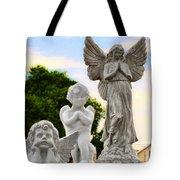 Key West Angels Tote Bag