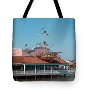 Key West Grill Tote Bag
