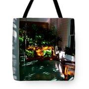 Key West Porch Tote Bag