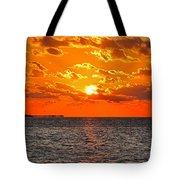Key West Sunset 11 Tote Bag