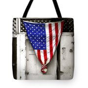 Key West Usa Tote Bag