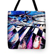 Keyboard Whimsy Tote Bag