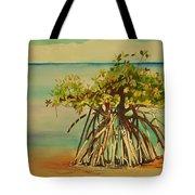 Keys Mangrove Tote Bag