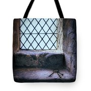 Keys On Stone Windowsill Tote Bag