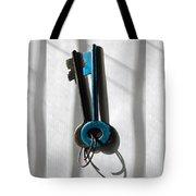 Keys Please Tote Bag