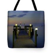 Keys Sunset Tote Bag